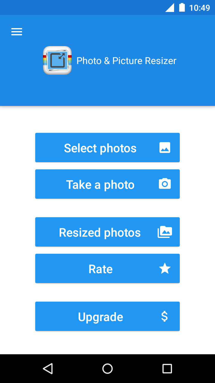 Photo & Picture Resizer v1.0.200 Final [Premium]
