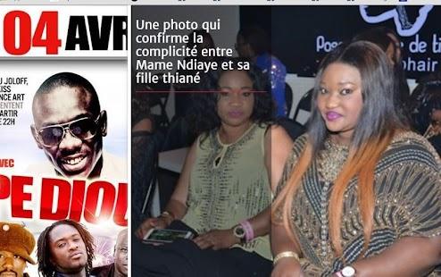 Sénégal Actu (Top sites infos) - náhled