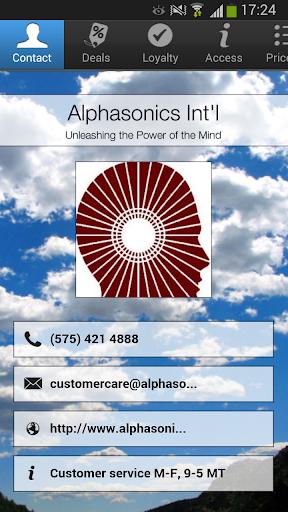 Alphasonics Int'l