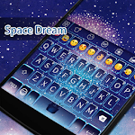 Dream Travel Eva Keyboard -Gif