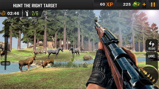 Animal Hunting Sniper Shooter  screenshots 5