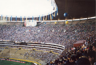 Photo: Estadio Azteca, Mexico