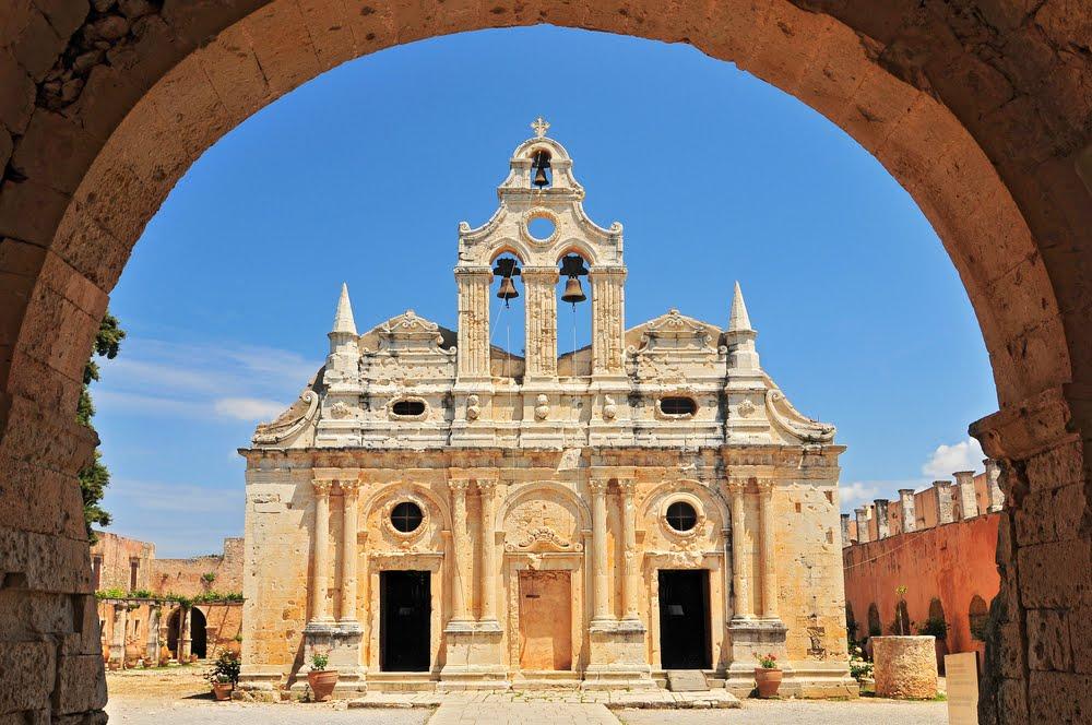 Arkadi Monastery Creta