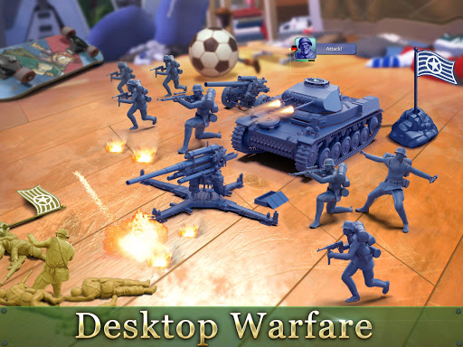 Army Men Strike 2.74.3 screenshots 2