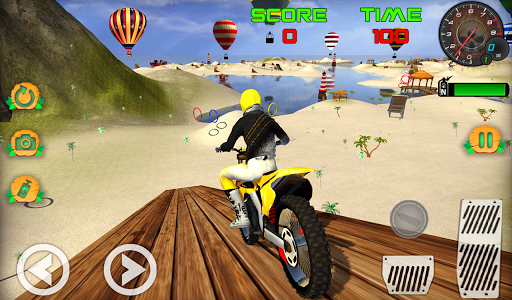 Motocross Beach Game: Bike Stunt Racing for PC