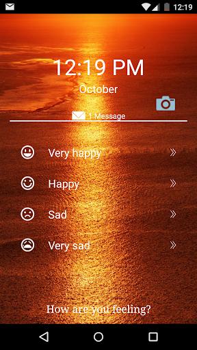 Mood Trend ~ Feel Better