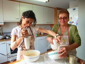 Photo: Bea...en su segundo día trabajando y ayudando a la vez...
