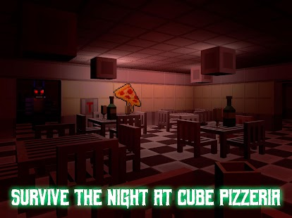 Nights at Cube Pizzeria 3D – 2 - náhled