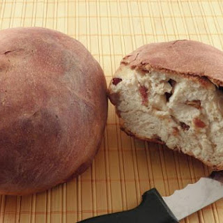 Raisins Bread (Stafidopsomo)