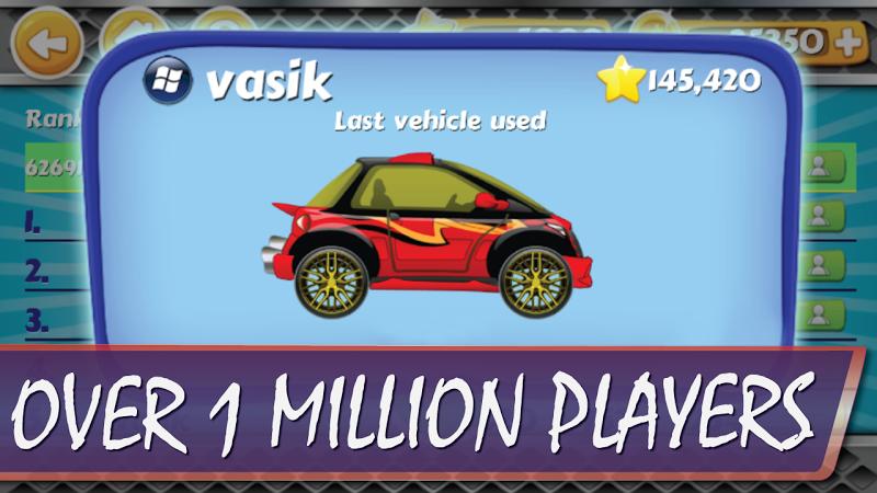 Скриншот Tuning Cars Racing Online