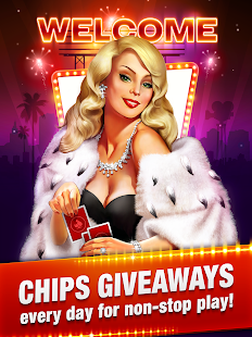 Celeb Poker - Texas Holdem VIP- screenshot thumbnail