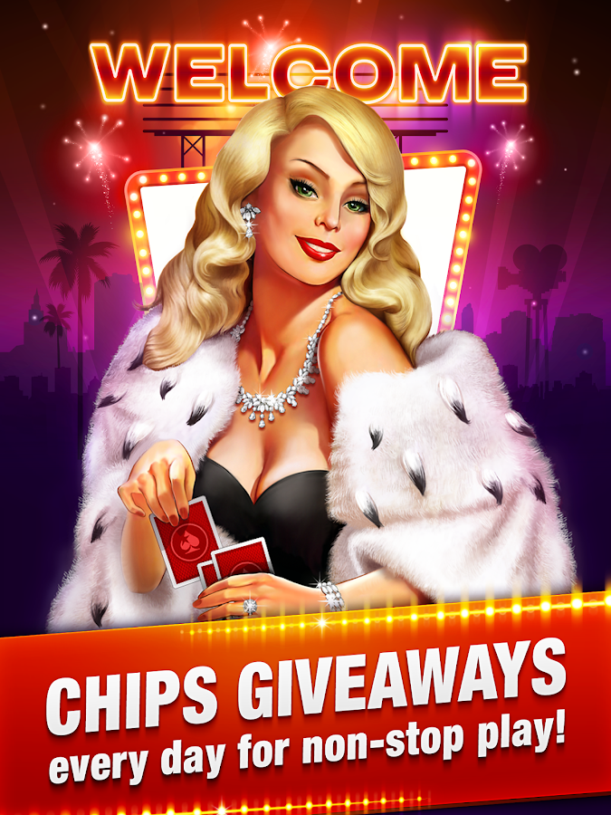 Celeb Poker - Texas Holdem VIP- screenshot