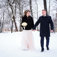 Wedding photographer Irina Soloveva (SolovevaIrina). Photo of 12.02.2018