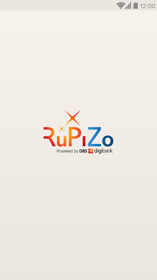 RuPiZo by DBS digibank- screenshot