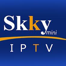 Skky mini IPTV APK poster
