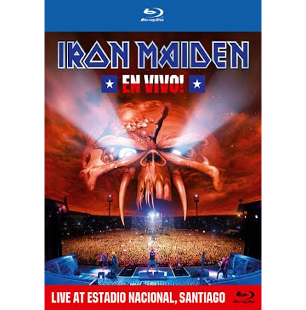 DVD - En Vivo!  Blu-Ray