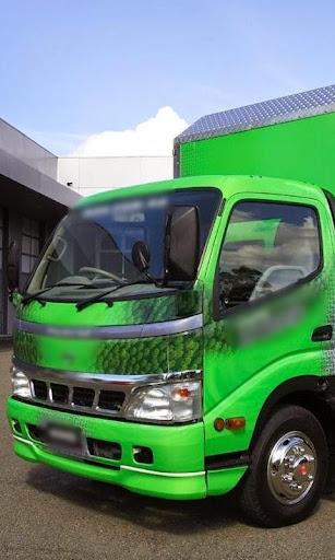 日野壁纸卡车300