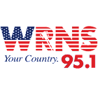 95.1 WRNS icon