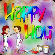 Happy Holi Live Wallpaper