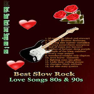 Best Slow Rock Love Songs 80s & 90s APK version 1 2 | apk plus
