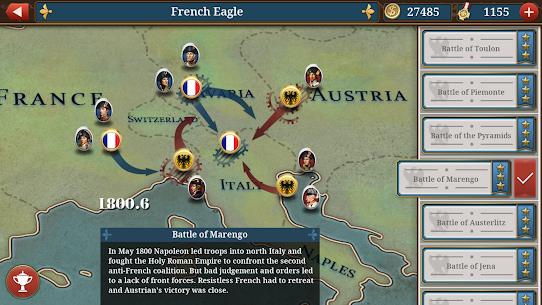European War 6: 1804 MOD APK [Unlimited Money + Unlockd] 6