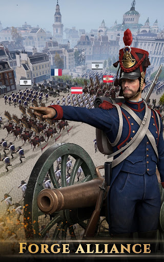 Rise of Napoleon: Empire War screenshots 14