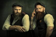 2 mannen met baard