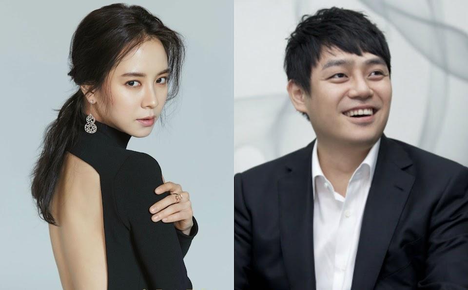 Song Ji Hyo Reveals Her Ex-Boyfriend Cheated On Her - Koreaboo