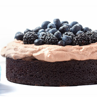 Vegan Chocolate Vinegar Cake