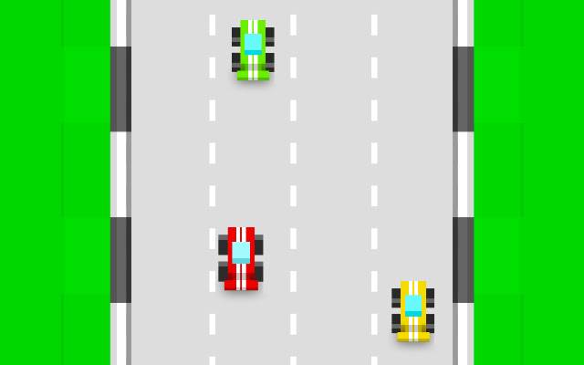 Retro Speed Game