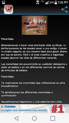 Curso De Uu00f1as Acrilicas 2.2 screenshots 8