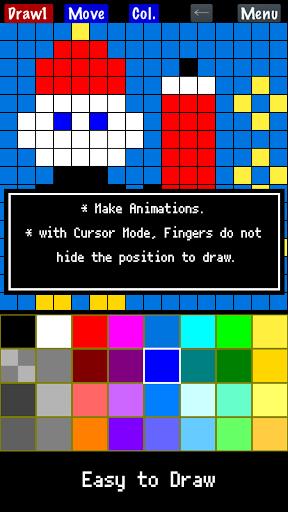 Pixel Art Maker 2.2.0 screenshots 1