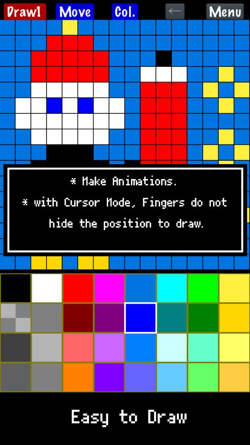 Pixel art maker android apps on google play for House blueprint maker app