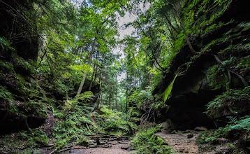 Photo: Conkle's Hallow, Hocking Hills, OH