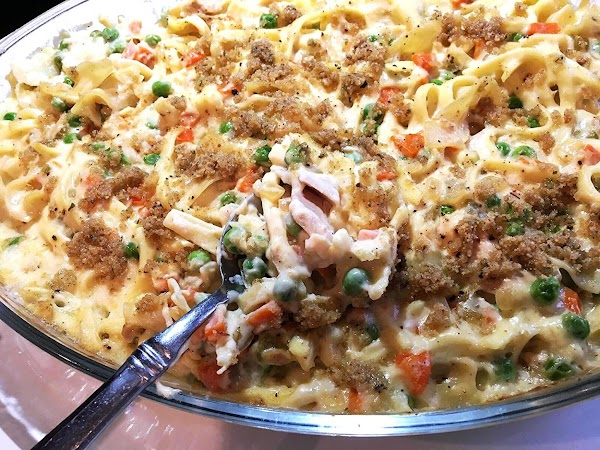 ~ My Tuna Noodle Casserole ~ Recipe