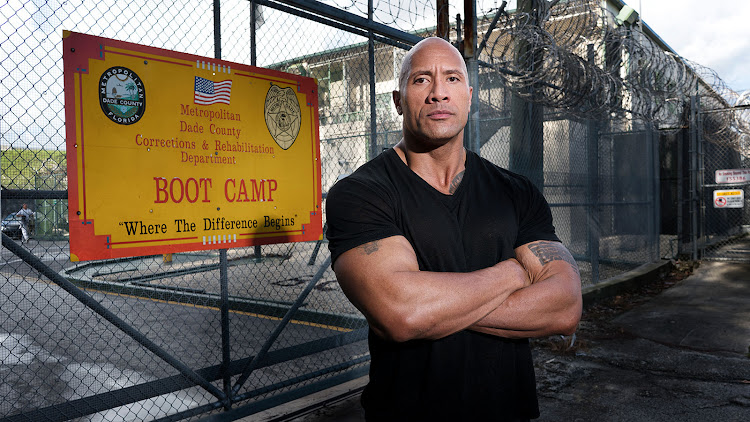 'Rock and a Hard Place' is a documentary produced by and featuring Dwayne Johnson.