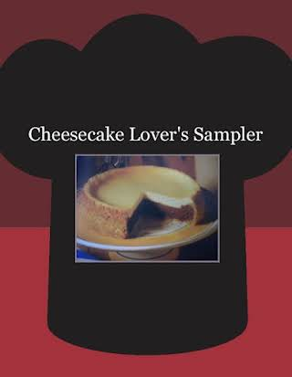 Cheesecake Lover's Sampler