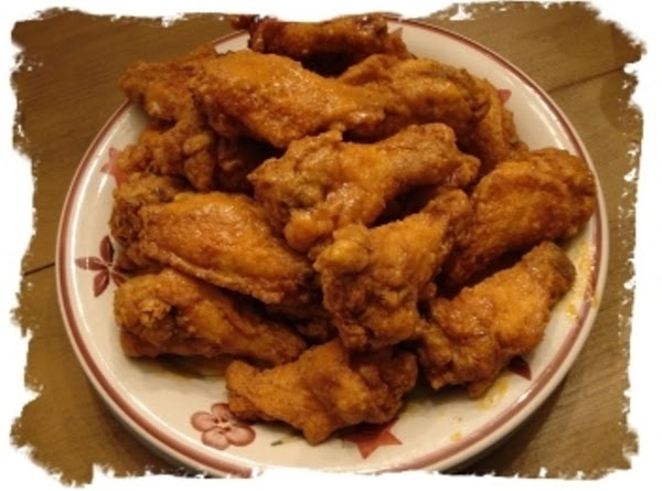 Restaurant Style Buffalo Wings Recipe