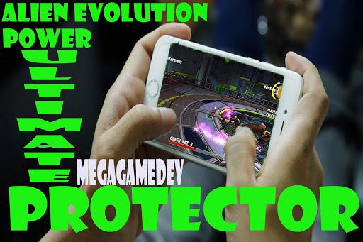 Alien Evolution : Power Ultimate 10 Protector apkpoly screenshots 4