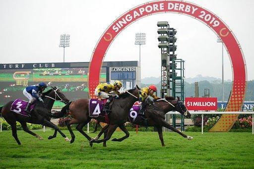 Hipódromo de Singapur se