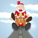 Santa Reindeer Flight School