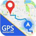 GPS Route Maps & Navigation, Driving Directions APK