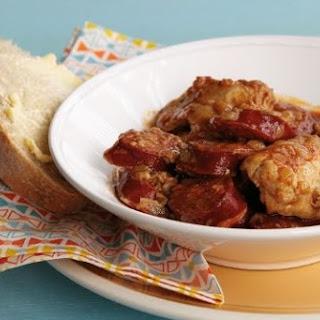 Goan Chicken And Chorizo Stew