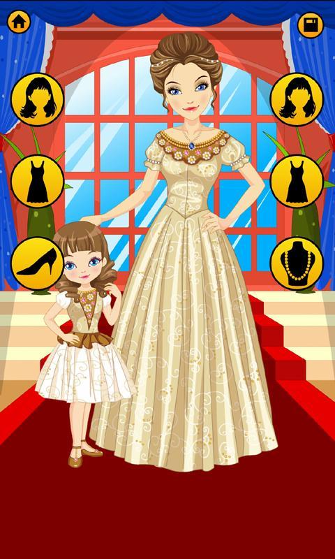 Baby Bedroom Dress Up Games: Mother Dress Up & Makeover