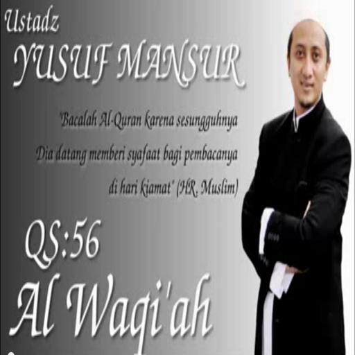 Ust Yusuf Mansur Al Waqiah
