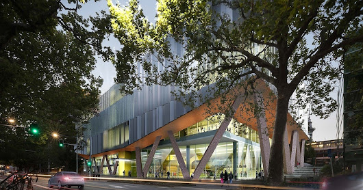 University of Auckland Recreation & Wellness Centre, Symonds Street, Auckland, New Zealand
