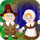 Best Escape Game 476 Old Couple Rescue Game icon