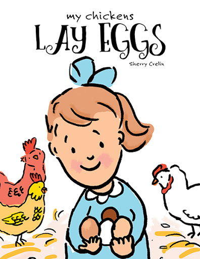 My Chickens Lay Eggs cover