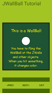 JWallBall- screenshot thumbnail