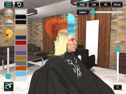 Digital Hair Simulator 5